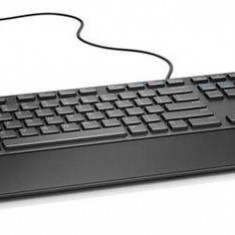 Keyboard Dell KB216 Multimedia, US International (QWERTY), Black - Tastatura