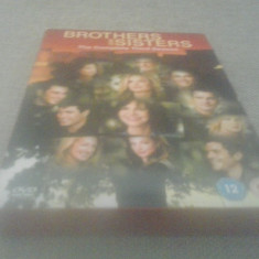 Brothers and Sisters - The complete first season - 24 ep - DVD [B] - Film serial, Drama, Engleza