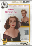 Film - Seria filme  Dilema - Marilyn Monroe - Totul despre Eva, DVD, Altele