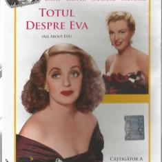 Film - Seria filme Dilema - Marilyn Monroe - Totul despre Eva - Film Colectie, DVD, Altele