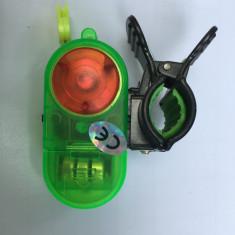 Avertizor /senzor cu montare directa pe lanseta model nou - Avertizor pescuit