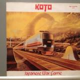 KOTO - JAPANESE WAR GAME(1983/ZYX  REC/RFG) - Vinil/Analog 100%/Impecabil (NM)
