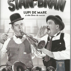 Film - Filme Adevarul - Seria Stan si Bran - Lupi de mare !!!! - Film Colectie, DVD, Altele