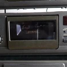 Deck Technics RS-BX601 HX-Pro 3 capete, stare foarte buna, poze reale - Deck audio
