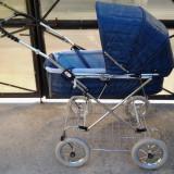 Baby Relax Vintage, 2x1, Reversibil, carucior copii 0 - 3 ani
