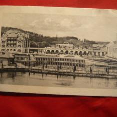 Ilustrata Baia Ocna - Vizakna 1922