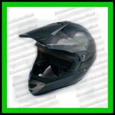 CASCA MOTO ATV CARBON, Marime: L, XL, 2XL