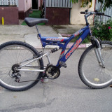 Bicicleta mountain bike 26 inch in stare buna
