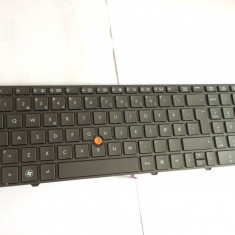 Tastatura laptop HP Elite Book 8760W ORIGINALA! Foto reale!
