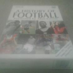 A history of football - DVD [SIGILAT] - Film documentare, Engleza