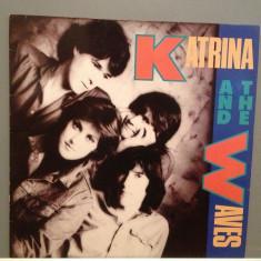 KATRINA and the WAVES - ALBUM (1985/EMI REC/RFG) - Vinil/Impecabil (NM) - Muzica Pop emi records