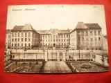 Ilustrata - Cluj - Marianum - Colegiul Reformat 1916
