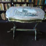 Masuta veche, stil baroc, deosebita., Sufragerii si mobilier salon, Inainte de 1800