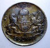 2.189 UNGARIA JETON TRANSPORT TRAMVAI BUDAPESTA 1936 18mm