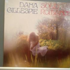 DANA GILLESPIE - SOLID ROMANCE (1984/ARIOLA/RFG ) - VINIL/BLUES/Impecabil (NM) - Muzica Blues