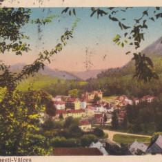 BAILE OLANESTI VALCEA EDITURA LIBRARIA ANASTASIU & PETRESCU R-VALCEA - Carte Postala Oltenia dupa 1918, Circulata, Printata