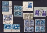 ROMANIA 1930/40 , LOT TIMBRE  STAMPILATE, Stampilat