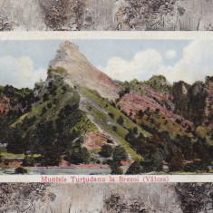BREZOI VALCEA MUNTELE TURTUDANU EDITURA DUMITRU APREOTESEI & VIRGIL GRABOWSKI - Carte Postala Oltenia dupa 1918, Necirculata, Printata