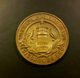Medalie Pompieri - Foisorul de foc 1978