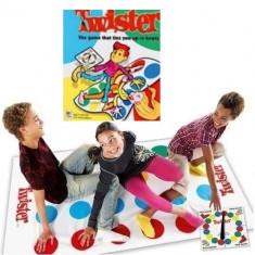 Joc Twister, plansa de joc mare 140cm/160cm - Jucarie interactiva