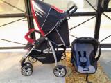 Formula Baby 2x1 scoica + carucior sport copii 0 - 3 ani