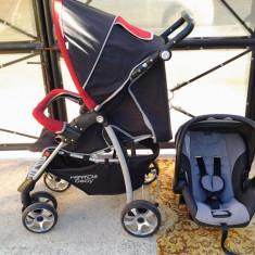 Formula Baby 2x1 Scoica + Carucior copii 0 - 3 ani - Carucior copii 2 in 1, Altele