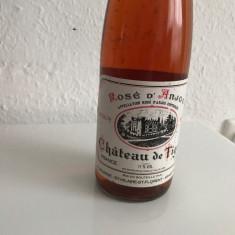 Vin rosu de colectie  vechi  Chäteau de Tigne Rosé d´Anjou 1988