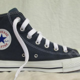 Tenisi Converse All Star originali de panza, marimea 38,5 EUR