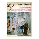 Ion Biberi - Luminile capricornului