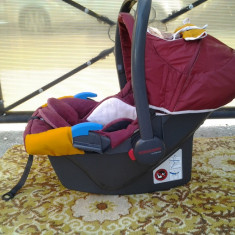 Concord Baboo, scoica / scaun auto copii (0-13 kg), 0+ (0-13 kg), Opus directiei de mers