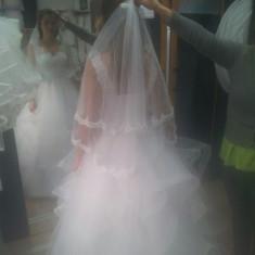 Rochie de mireasa, Marime: 36, Culoare: Alb