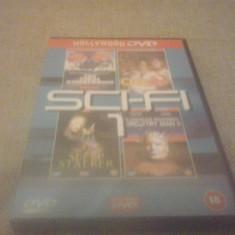Hollywood DVD - SCi - FI 1- DVD [A] - Film SF, Engleza