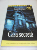EDGAR WALLACE-CASA SECRETA 2009, Edgar Wallace