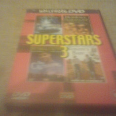 Hollywood DVD - Superstars 3 - DVD [C] - Film drama, Engleza