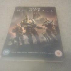Halo Nightfall (2014) - DVD [A] - Film actiune, Engleza