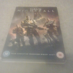 Halo Nightfall (2014) - DVD [A] - Film actiune, Engleza