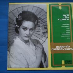 VINIL OPERA-EUGENIA MOLDOVEANU - Muzica Opera electrecord