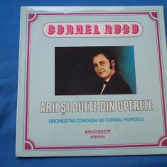 VINIL OPERA-CORNEL RUSU - Muzica Opera electrecord