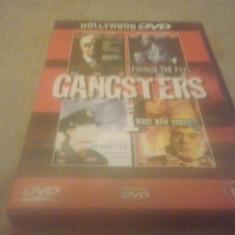Hollywood DVD - GANGSTERS - DVD [B] - Film actiune, Engleza