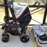 Hartan Racer S Design 2x1 Reversibil Landou / Carucior copii 0 - 3 ani