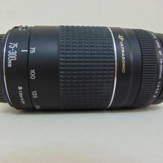 Obiectiv Canon EF 75-300 III USM - Obiectiv DSLR
