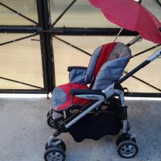 Peg Perego Pliko P3, Umbreluta, carucior copii 0 - 3 ani - Carucior copii Sport Peg Perego, Altele