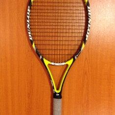 Racheta tenis Dunlop 4D 500 Tour - Racheta tenis de camp Dunlop, Performanta, Adulti