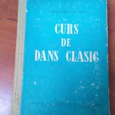 Curs de dans clasic, E. Magyar-Gonda si Gelu Matei - Carte Arta dansului