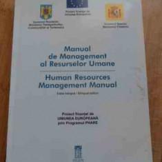 Manual Management Al Resurselor Umane - Colectiv, 536878 - Carte de vanzari