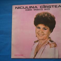 VINIL OPERA-NICULINA CARSTEA - Muzica Opera electrecord