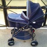 Bebe Confort, 2x1, Transformabil, Reversibil, carucior copii 0 - 3 ani