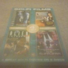 4 DRAMA Films - DVD [C] - Film drama, Engleza