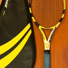 Racheta tenis Babolat Aeropro Drive Cortex - Racheta tenis de camp Babolat, Performanta, Adulti