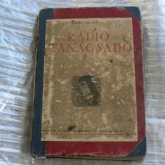 Tungsram, Radio Tanacsado, in limba magiarä